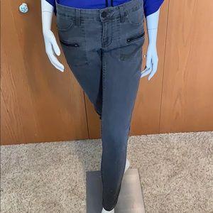 Sanctuary 27 gray skinny jeans